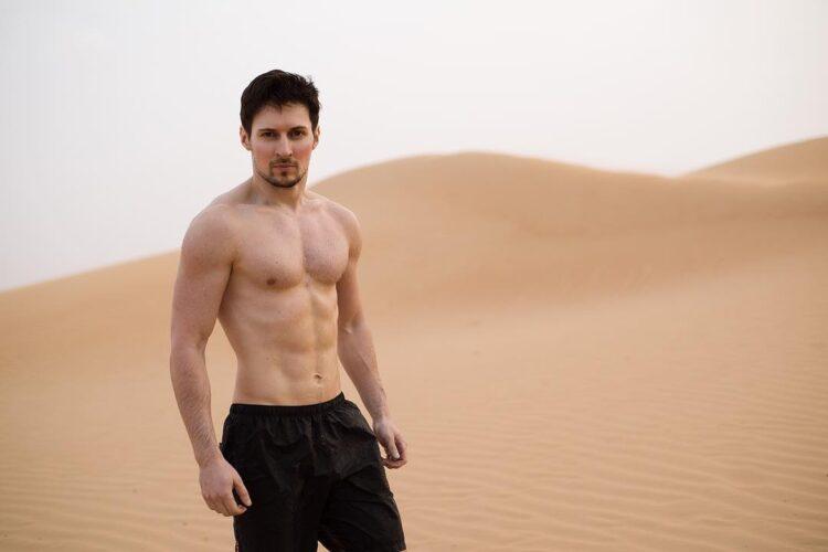 Павел Дуров назвал 7 правил, которые позволяют выглядеть моложе своих лет