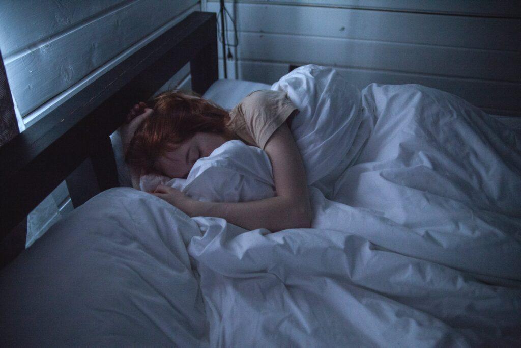 как не просыпаться ночью